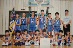 東江小学校:男子チーム
