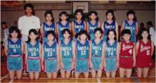 塩屋小学校:女子チーム